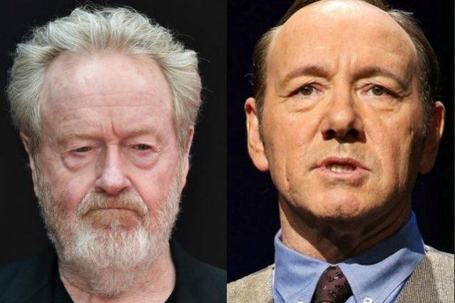 """Ridley Scott silura Kevin Spacey, l'attore sostituito nel film """"Tutti i soldi del mondo"""""""