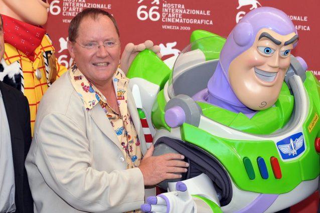 """Il genio della Disney John Lasseter travolto dallo scandalo molestie: """"Ho mancato di rispetto"""""""
