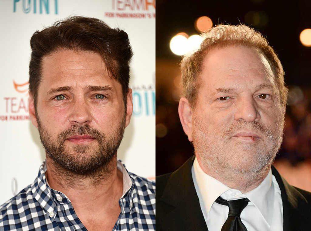 "Jason Priestley: ""Nel 1995 ho fatto a pugni con Harvey Weinstein"""