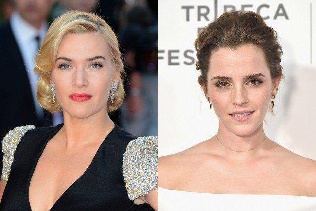 """Da Kate Winslet a Emma Watson, 190 attrici inglesi contro gli abusi: """"Il tempo delle molestie è finito"""""""
