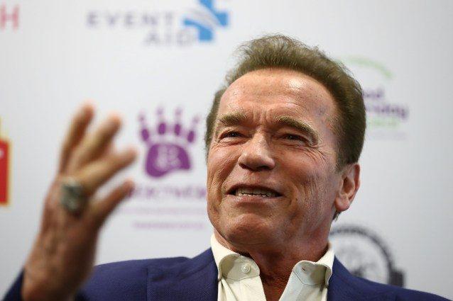 Dopo l'intervento, Arnold Schwarzenegger torna sui social: