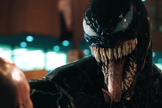 Venom: Ecco il nuovo poster del film