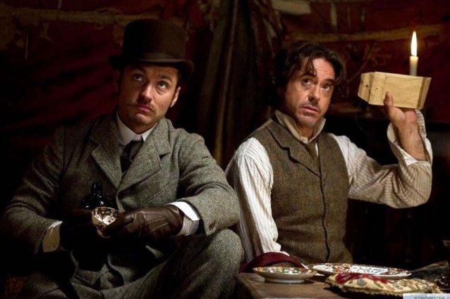 Sherlock Holmes 3 arriverà nei cinema a Natale 2020
