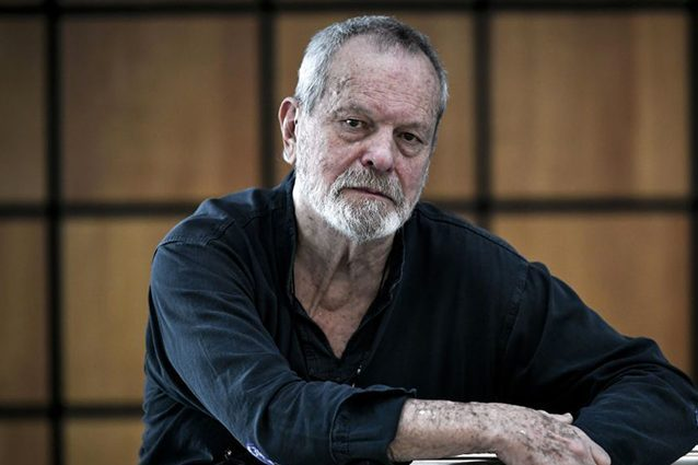 Terry Gilliam colpito da un ictus, ma sarà a Cannes