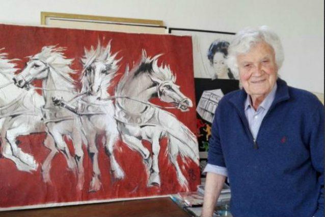 Cinema: morto Silvano Campeggi, il disegnatore dei cartelloni di Hollywood