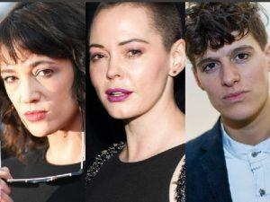 Asia Argento denuncia Rose McGowan e Rain Dove per diffamazione