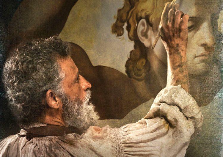 """Enrico Lo Verso protagonista di """"Michelangelo – Infinito"""", il docufilm sul genio del &#39;500 <b>italiano</b>"""