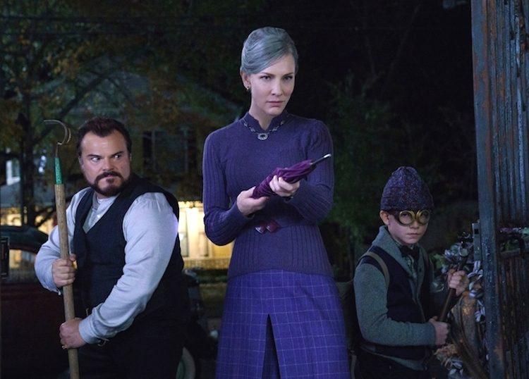 """Nelle sale """"Il Mistero della Casa del Tempo"""", il fantasy con Jack Black e Cate Blanchett"""