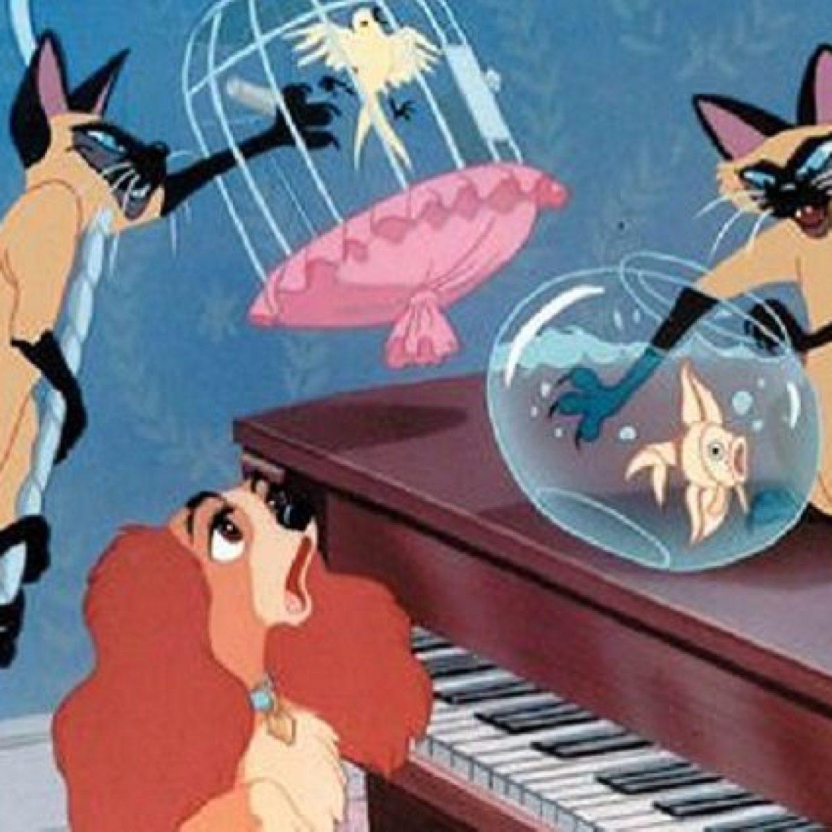 Disney Censura Lilli E Il Vagabondo La Canzone Razzista Dei Gatti