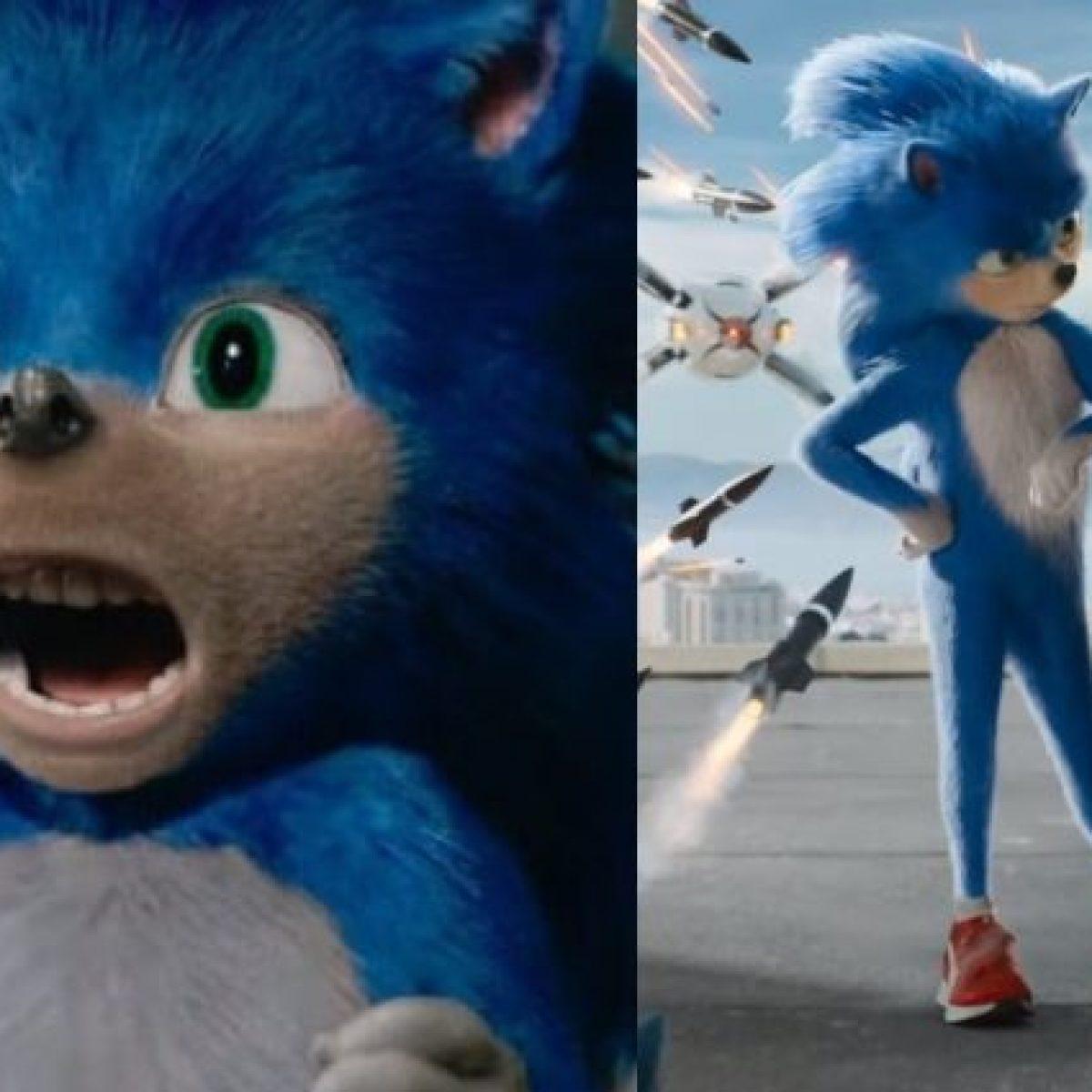 Tutti odiano il nuovo Sonic, il personaggio verrà ridisegnato: Denti ...