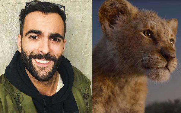 Marco Mengoni sarà la voce italiana di Simba nel live-action de Il ...