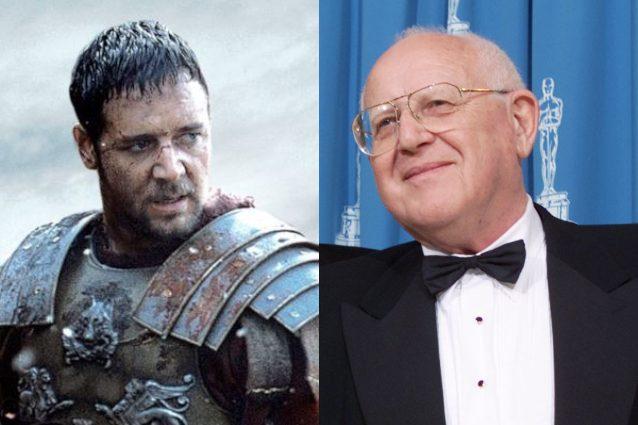 Morto Branko Lustig, il gladiatore Russell Crowe gli rende omaggio ...