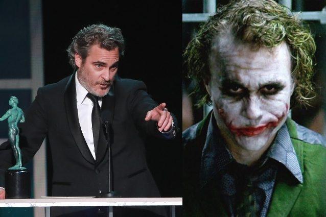 Sag Awards 2020, Joaquin Phoenix vince per Joker e dedica il