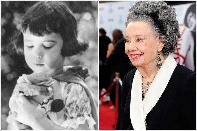 Morta Diana Serra Cary, ultima star bambina del cinema muto