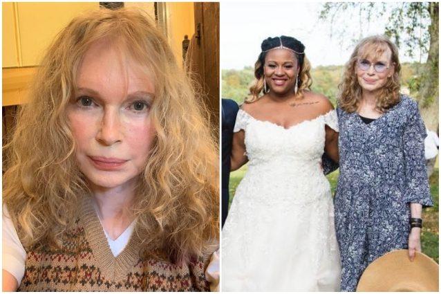 """Mia Farrow: """"Pregate per mia figlia Quincy. È stata ricovera"""