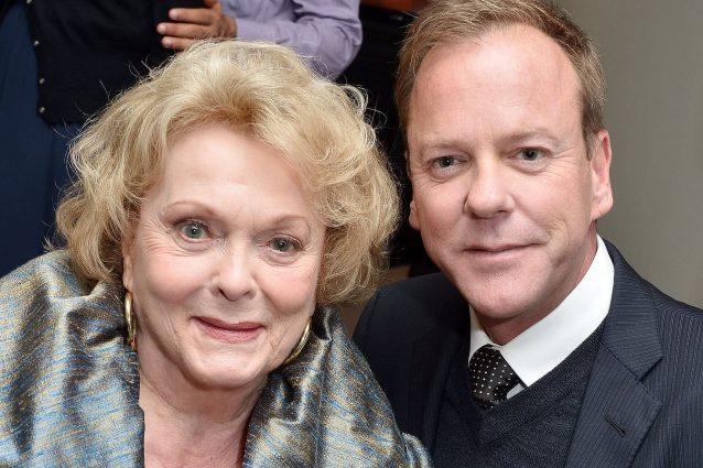 Morta per una polmonite Shirley Douglas, madre dell'attore K