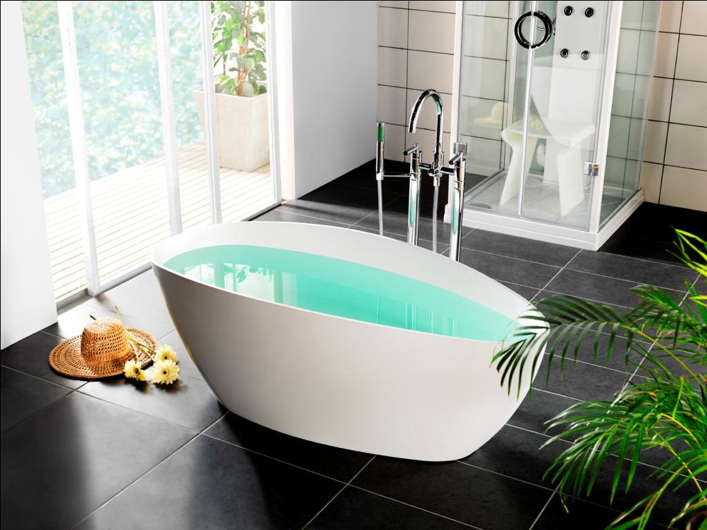 Detraibilit spese sostituzione vasca da bagno e sanitari - Vasca da bagno in pietra ...