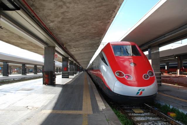 trenitalia offerte di lavoro Roma Napoli