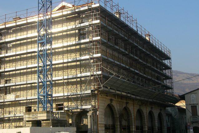 Comunicazione spese di ristrutturazione condominio for Ristrutturazione edilizia agenzia entrate