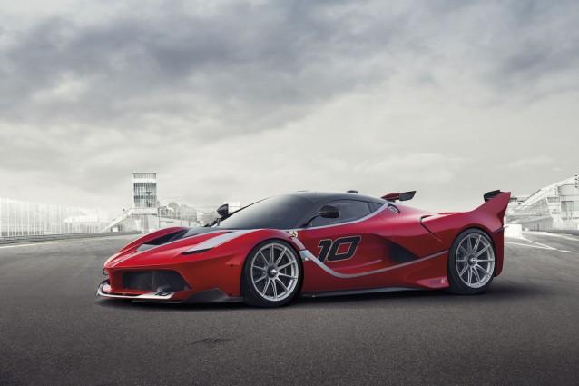 La Ferrari FXX K Cattiva e senza Compromessi.