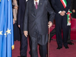 Il Presidente Napolitano inaugura l'Italian-German High Level Dialogue
