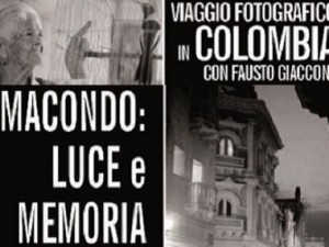 """""""Macondo, il mondo di Gabriel Garcia Márquez"""" di Fausto Giaccone"""