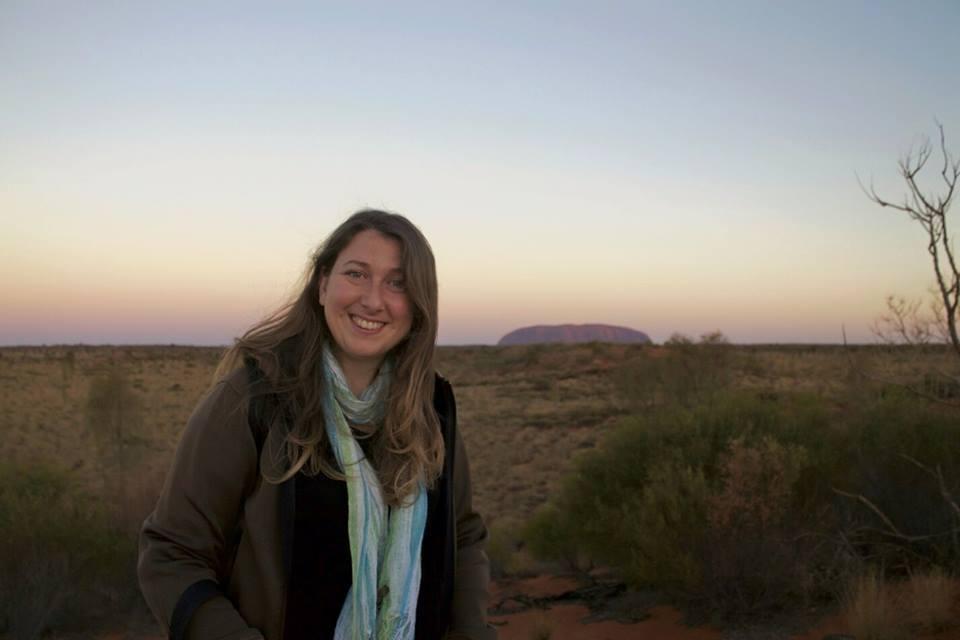 Federica e la meraviglia dell'Outback Australiano Foto: Profilo facebook di Federchicca