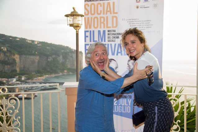 Sarà che questo Social World Film Festival è magico davvero ...