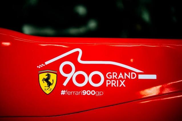 #Ferrari900GP dal sogno ai record