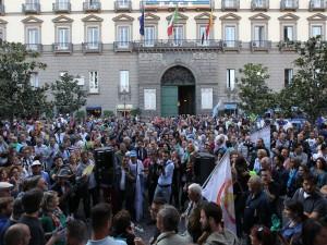 Foto LaPresse – Marco Cantile03/10/2014 Napoli, Italia