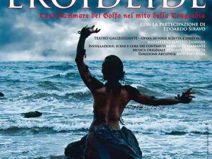 """""""Eroideide"""", lo spettacolo sull'acqua a Castellamare del Golfo"""