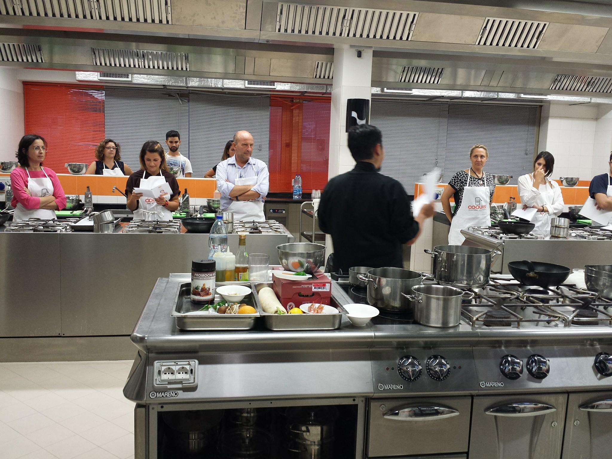 5 buoni motivi per frequentare un corso di cucina professionale autori fanpage - Scuola di cucina torino ...