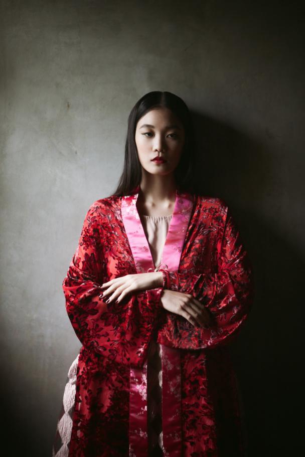 Ph: Monia Merlo Modella: Angela Xu