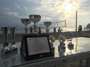 """Campi Flegrei: è  """"I Trofeo Flego Volley"""" ....mania.  Sport e cultura promossi dai giovani"""