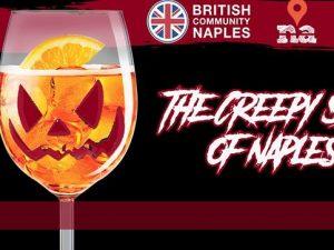 Halloween nel cuore di Napoli con il British Community Naples