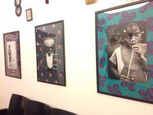 L'africa in mostra al Trip di Chiaia