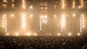 Decima edizione del Movement Torino Music Festival