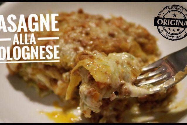 I 5 Segreti Per Preparare delle Ottime Lasagne Bolognesi