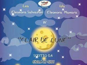 """""""Clair de Lune"""", uno spettacolo dalle tinte femminili e dall'animo selvaggio"""