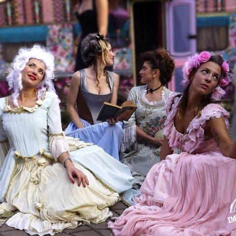 CIRCO DELLE PULCI – evento a tema 'le cortigiane'– Market, music and performance circensi, giochi e intrattenimenti
