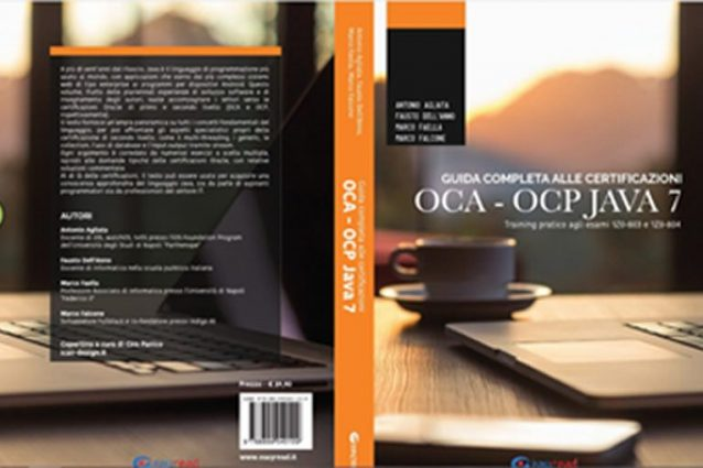 Guida completa alle certificazioni OCA - OCP Java 7