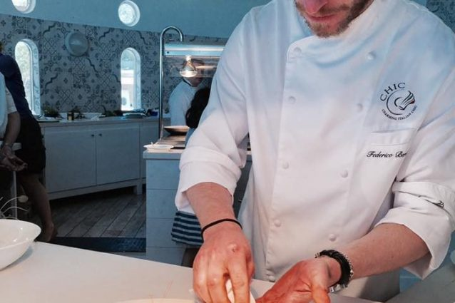 """In The Kitchen Tour"" con lo chef Federico Beretta"
