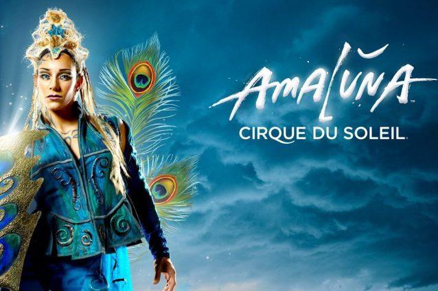 """Qualcuno lo chiama Circo, ma """"Amaluna"""" è molto di più. E' magia."""