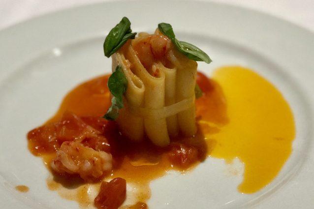 CINEGUSTOLOGIA al ristorante VOY di Roma