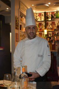chef Raffaele Crispino