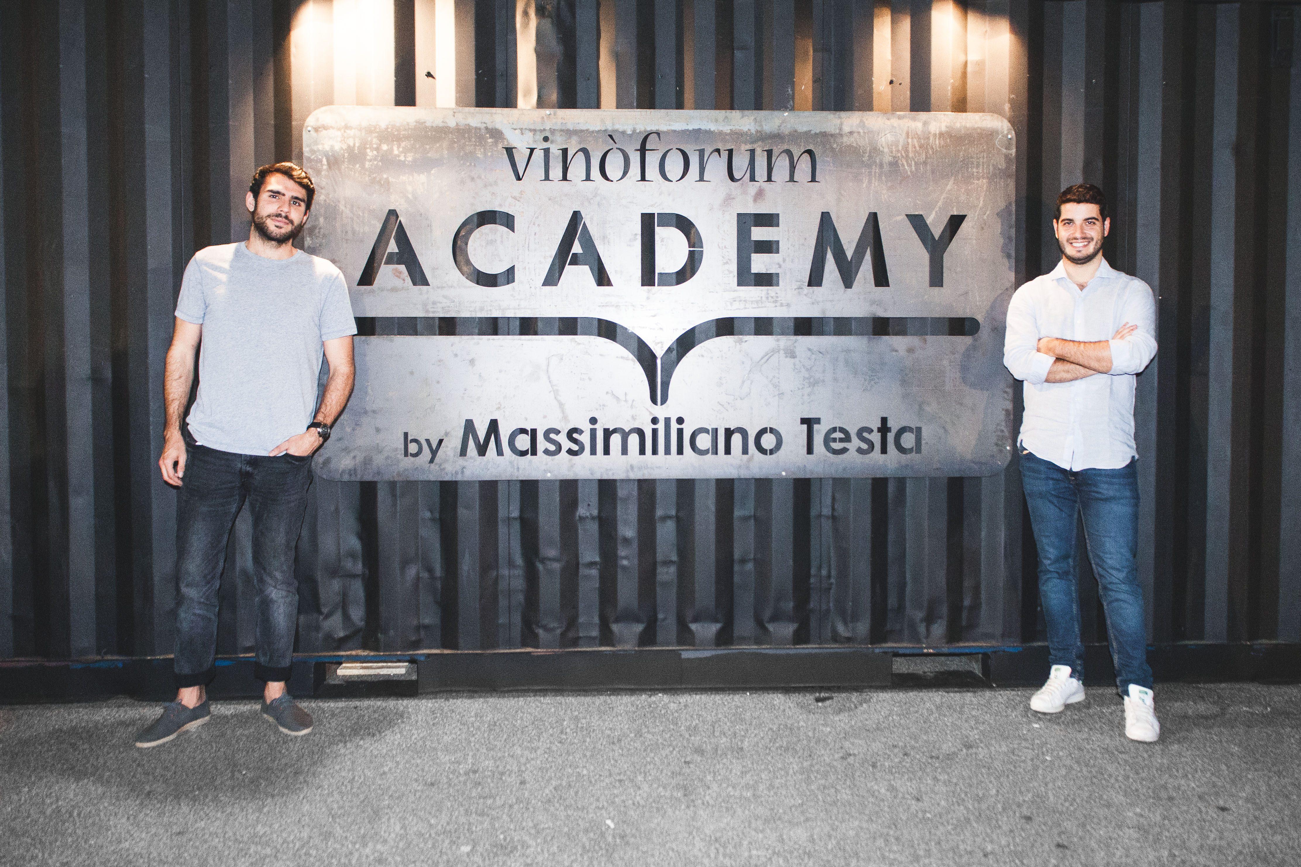 Ettore Velluto e Jorge Ferrer. Credits: Giacomo Latorrata