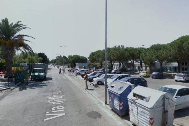 dragona città roma quartiere x municipio territorio acilia sud stazione punto verde qualità impianto infrastruttura