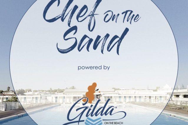 Gilda On The Beach