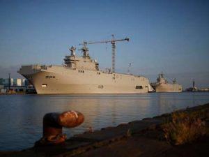 Cantieri di Saint-Nazaire: colpo di mano di Macron per salvare 7.000 posti di lavoro