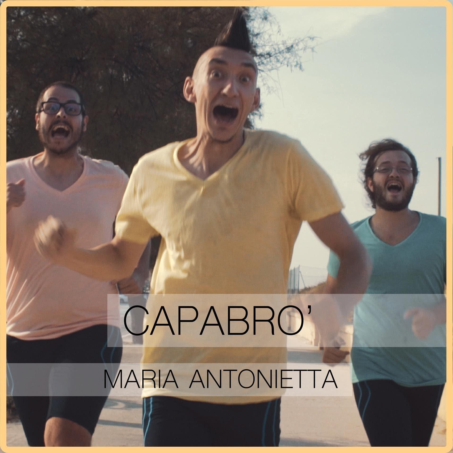capabrò maria antonietta tour musica intervista angelo andrea vegliante blog fanpage autori disco album corsa labella cover